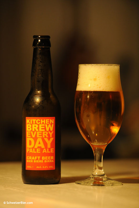 Every Day Pale Ale - Kitchen Brew
