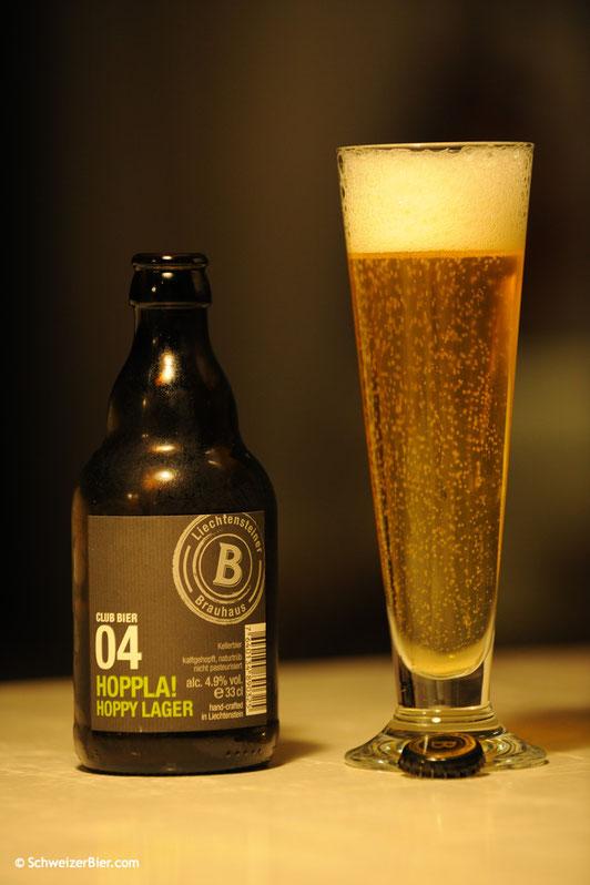 04 Hoppy Lager - Liechtensteiner Brauhaus