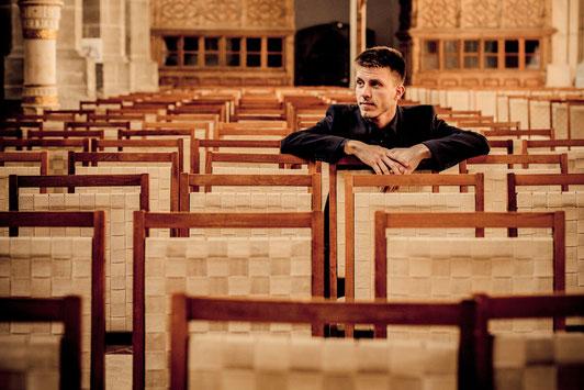 Lukas Storch Organist