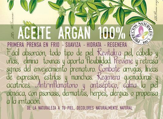 Aceite de argán online-decoloresnatur-tienda online -productos ecológicos certificados