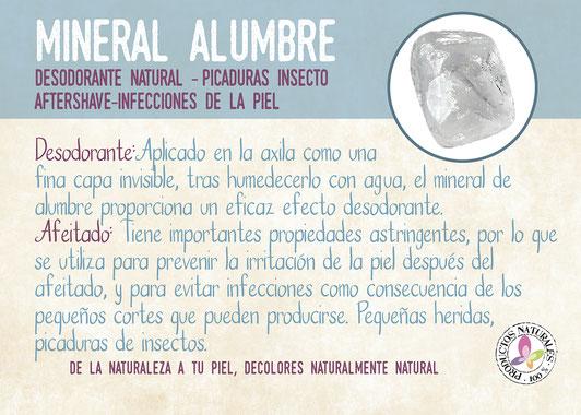 mineral de alumbre-cosmética natural ecológica-decoloresnatur