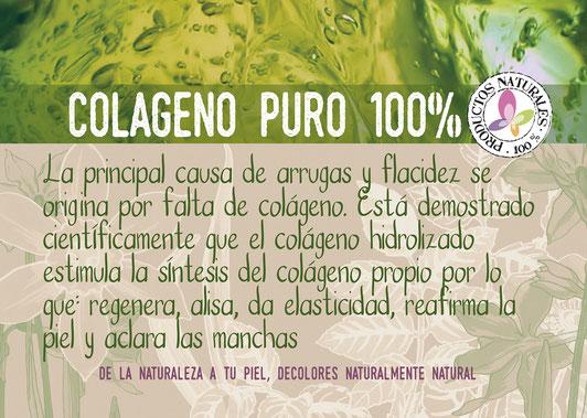 colágeno marino-cosmética natural ecológica
