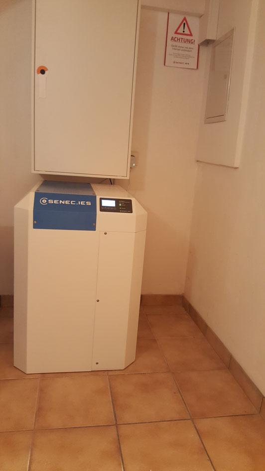 SENEC HOME 10kWh Lithium.