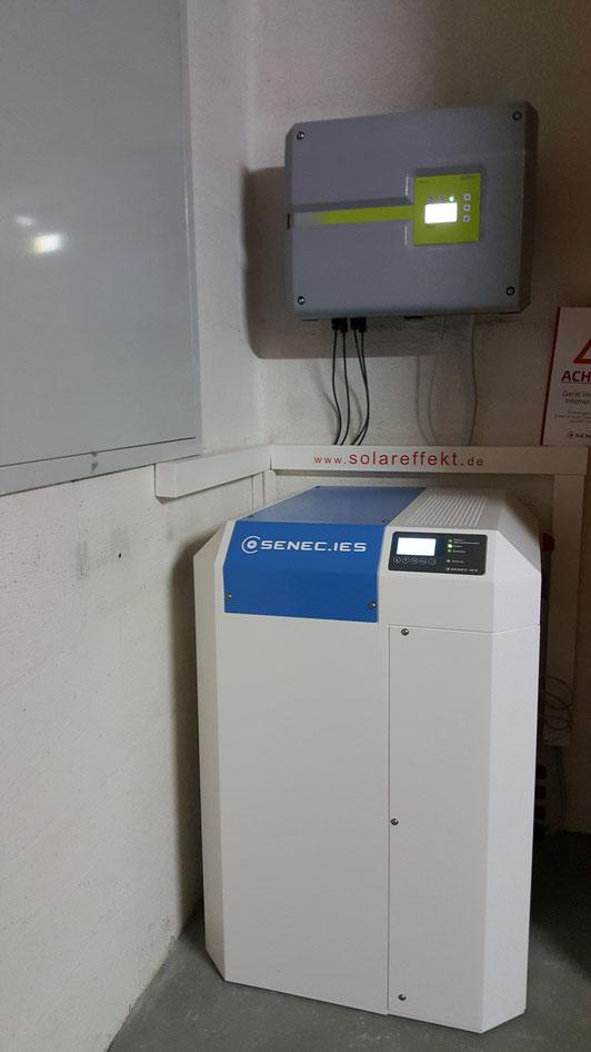 SENEC HOME 5kWh Lithium. Regenstauf