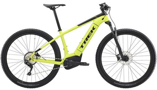 E-Mountainbike Trek Powerfly 5 voltgreen