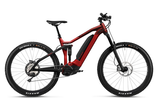 FLYER E-Mountainbike Uproc4