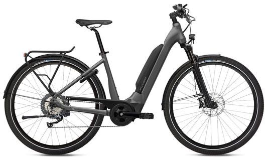 FLYER E-Bike Upstreet5 Mixed perlweiss