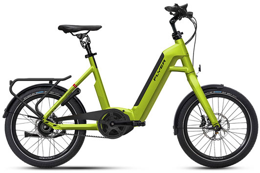 E-Bike FLYER Upstreet1 limegreen