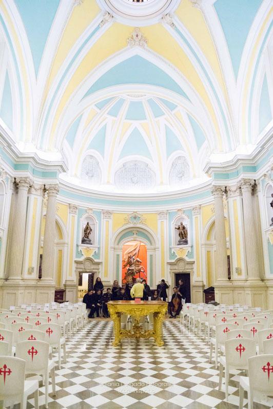 fotografia de evento, evento, more hispano, concierto, navidad, real monasterio de las comendadoras, madrid