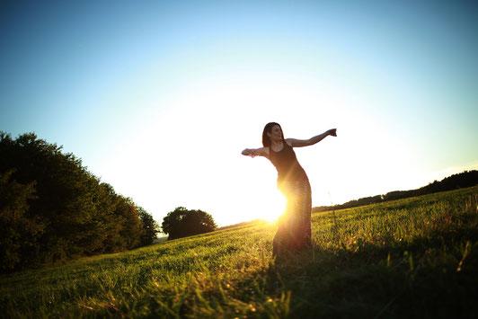 Sport, Yoga und Bewegung ... aus reiner Freude und ohne Druck.