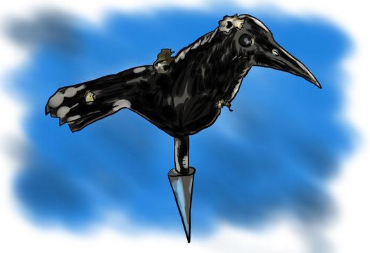 crow hunting, rules, commandment, decoys