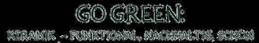 """Go Green: Keramik – Funktional, Nachhaltig, Schön"" Clip Award 2018"