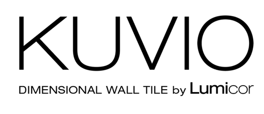 KUVIO - New 3D Wall tiles System - exklusiv bei concept & partner