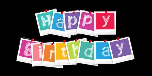 Alles Liebe zum 12. Geburtstag :-(
