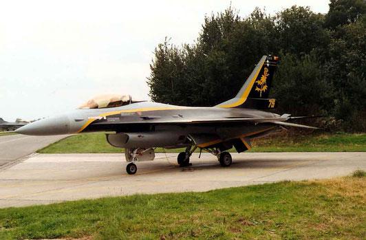 F-16 1ère Escadrille
