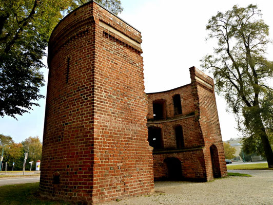 Zingel Friedländer Tor