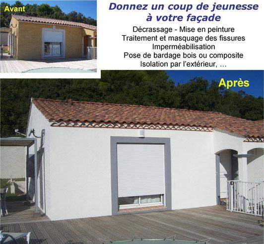 Courtier-en-travaux-La-Grande-Motte-Ravalement-façade