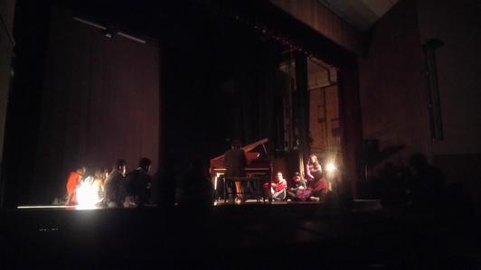 ONO RYUICHI en concierto