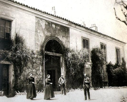 1900年頃の「聾者の家」