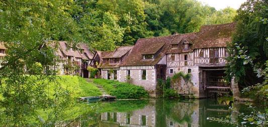 Moulin d'Andé - Formation Aromathérapie sensible et Equilibre Corps Esprit