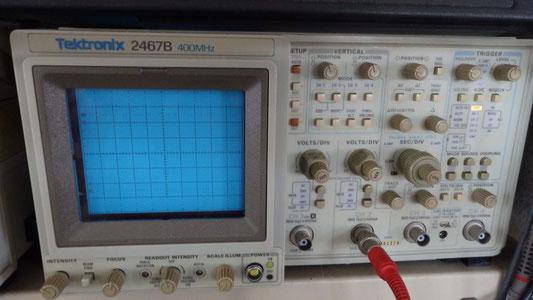 テクトロ二クス 400MHz シンクロスコープ 2467B