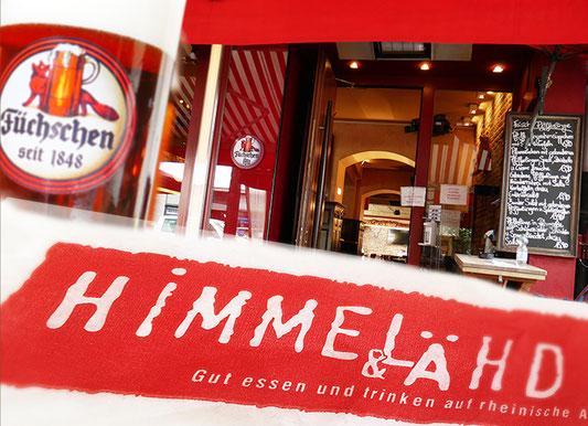 Nordstrasse ausgehen Essen Trinken Düsseldorf Bier Deftige Küche