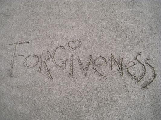 Vergebung | Verzeihen | Schuld | Vorwürfe