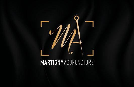 """Julien Saudan a ouvert son cabinet """"Martigny Acupuncture"""" à Martigny-Bourg"""
