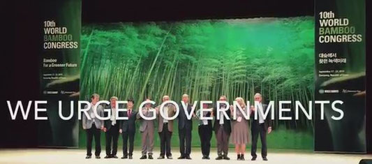10th World Bamboo Congress  https://www.facebook.com/events/620851874691690/