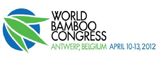 Congrès mondial du Bambou – Belgique 2012