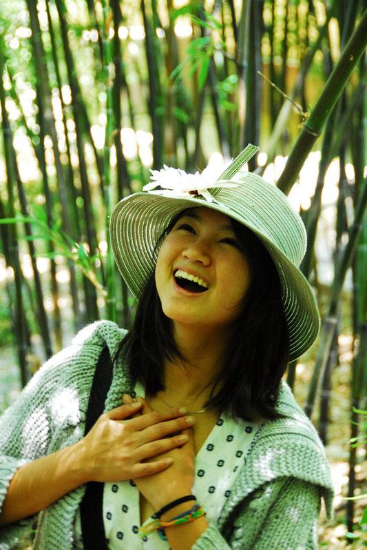 bambou bamboo bambouseraie _ bambou géant _ bambou nain _ floraison bambou _ panda _ planter bambou _ tailler bambou _ bouturage _ bouturer _ maison en bambou _ architecture en bambou _ pousse de bambou _ artisanat en bambou _ bamboo craft _  BU211F138