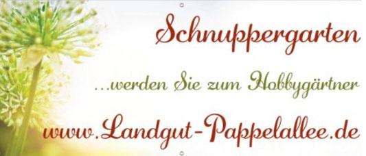 werden sie Hobbygärtner Pappelallee 3 16321 Schönow
