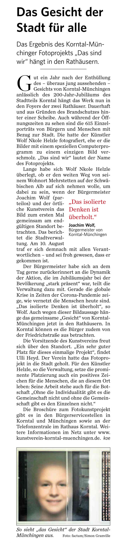 Strohgäu Zeitung  24.08.2020