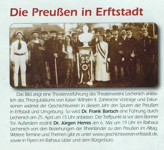 März 2015 Erftstadt Magazin