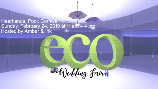 alternative eco wedding event in cornwall