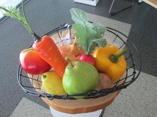 《フルーツと野菜》