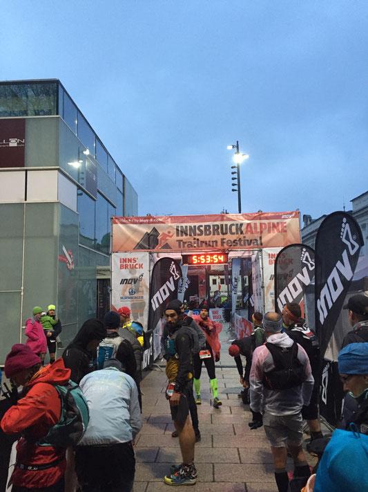 Innsbruck Alpin Trailrun Festival