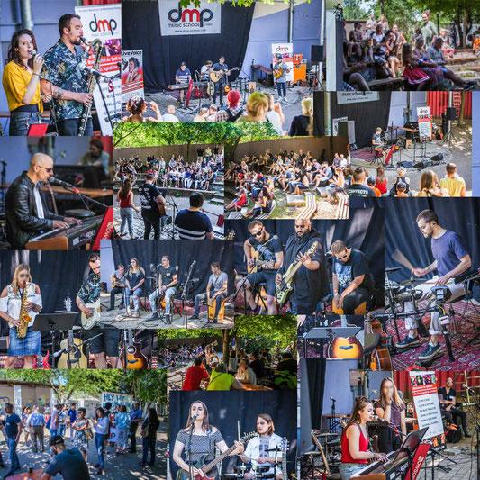 dmp school - Sommerfest 2018 - Musikschule Nürnberg