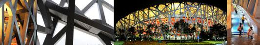 "Peking, Olympiastadion, ""Vogelnest"""
