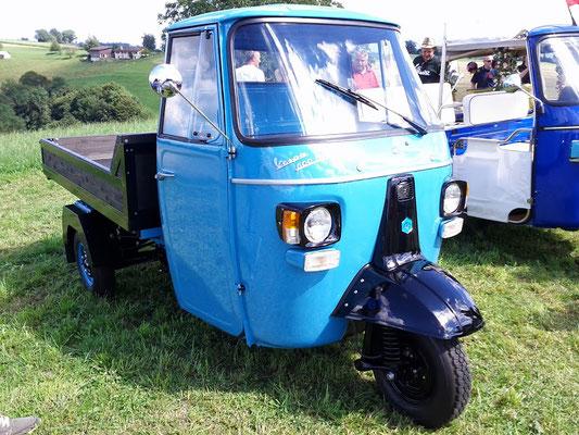 Piaggio Ape MPV 600