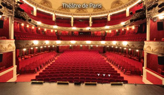 casino de paris Grande salle pour Pinocchio 2019