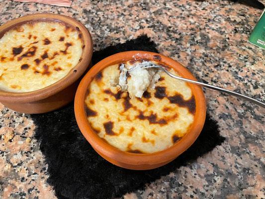 türkischer Milchreis ohne Speisestärke