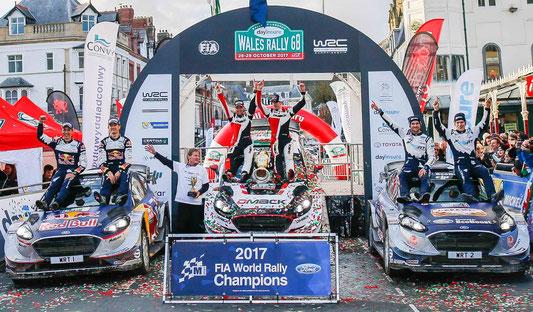 Fiesta WRC 2017 M'sport