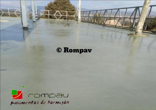 Hormig n pulido y pavimentos fratasados precios m2 - Pavimento impreso precio m2 ...