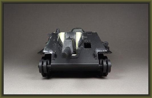 SU-122 Diorama 1:35 Building Report