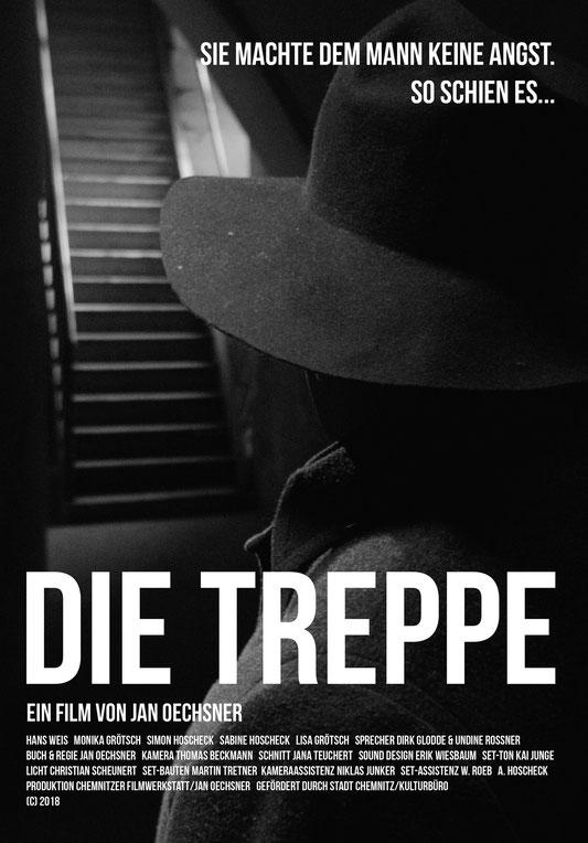 Cover für DVD Kurzfilm Die Treppe