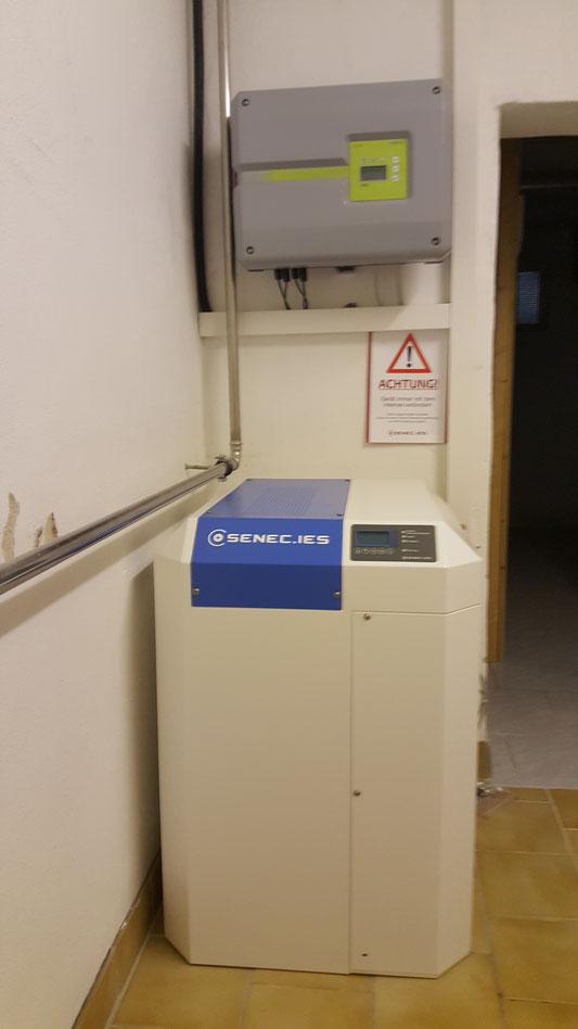 SENEC HOME 5kWh Lithium. 93133 Burglengenfeld