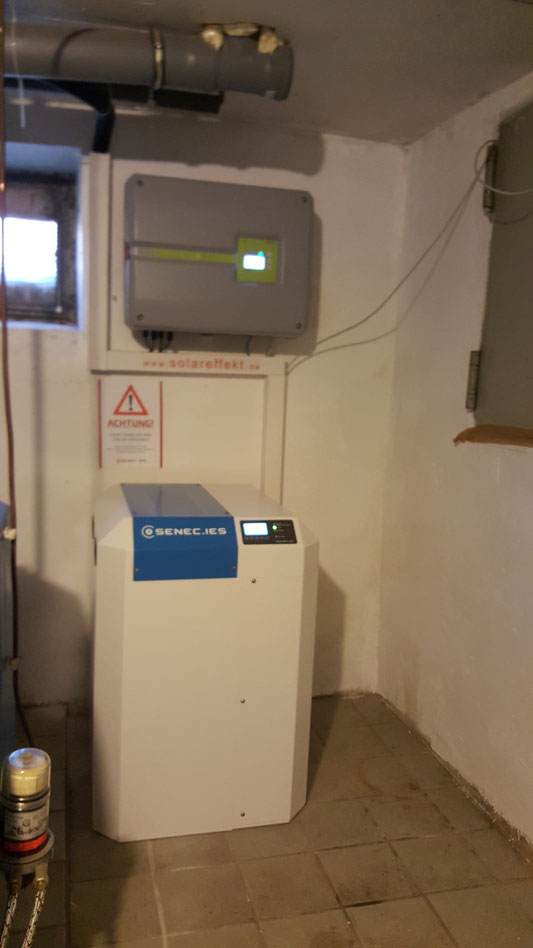SENEC HOME 5 kWh Lithium