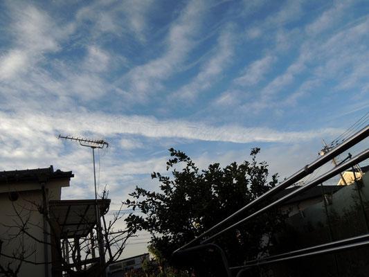 龍雲=地震前に出やすい!?