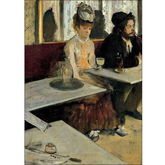 """Edgar Degas, """"L'assenzio"""" (1875-1876)"""